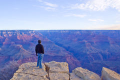 Grote Canion Arizona Royalty-vrije Stock Fotografie