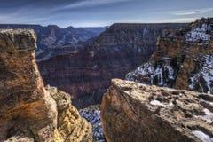 Grote Canion, Arizona 4 royalty-vrije stock afbeelding