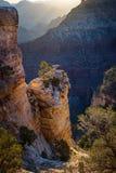 Grote Canion, Arizona Royalty-vrije Stock Foto