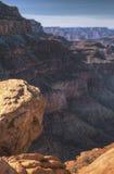 Grote Canion, Arizona 6 stock afbeelding