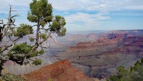Grote Canion Arizona Stock Foto's