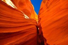 Het landschap van de V.S., Grote canion. Arizona, Utah, de Verenigde Staten van Amerika royalty-vrije stock afbeelding
