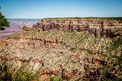 Grote Canion AZ stock afbeeldingen