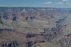 Grote Canion van de Rivier van Colorado E Geologische vormingen stock afbeelding