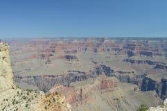 Grote Canion van de Rivier van Colorado Hermistrust Route Geologische vormingen royalty-vrije stock foto