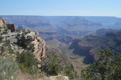 Grote Canion van de Rivier van Colorado Hermistrust Route Geologische vormingen stock foto's
