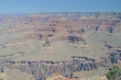Grote Canion van de Rivier van Colorado Hermistrust Route Geologische vormingen royalty-vrije stock afbeelding