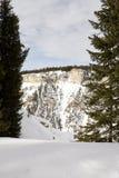 Grote Canion van Yellowstone Royalty-vrije Stock Afbeelding