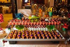 Grote catering Royalty-vrije Stock Foto