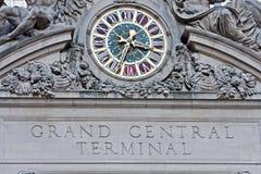 Grote Centraal in de Stad van New York stock afbeelding