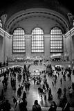 Grote Centrale Post in de Stad van New York Royalty-vrije Stock Fotografie