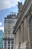 Grote Centrale Post, New York Royalty-vrije Stock Foto's