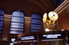 Grote Centrale Terminal royalty-vrije stock foto's