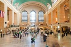 Grote Centrale Terminal Stock Foto