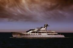 Grote cruise royalty-vrije stock fotografie