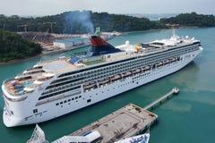 Grote cruises Royalty-vrije Stock Foto