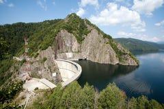 Grote dam Royalty-vrije Stock Fotografie