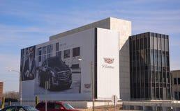 Grote de Rivierinstallatie van Lansing GM Stock Afbeeldingen