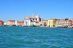 Grote dellaBegroeting van Santa Maria van het Kanaal en van de Basiliek Royalty-vrije Stock Fotografie