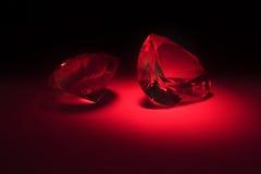 Grote diamant Stock Foto