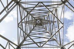 Grote elektrische toren Royalty-vrije Stock Afbeeldingen