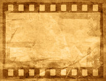 Grote filmstrook Royalty-vrije Stock Afbeelding
