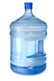 Grote fles voor koeler. royalty-vrije stock afbeelding