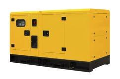 Grote generator royalty-vrije stock foto