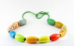 Grote Geparelde Halsband Stock Foto's