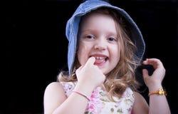 Grote glimlach Royalty-vrije Stock Afbeeldingen