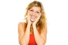 Grote Glimlach Royalty-vrije Stock Foto