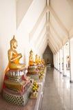 Grote Gouden Boedha van Thailand Royalty-vrije Stock Afbeeldingen
