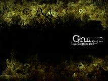 Grote grungetexturen en achtergronden Royalty-vrije Stock Afbeelding