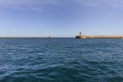 Grote Haven Malta Royalty-vrije Stock Afbeelding