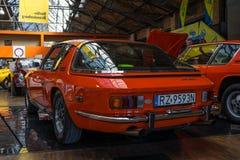 Grote het reizen auto Jensen Interceptor MkII, 1971 stock fotografie