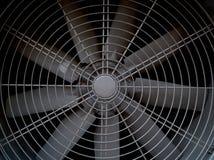 Grote industriële ventilator Royalty-vrije Stock Foto's