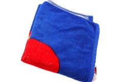 Grote ingekorte handdoek Stock Foto's