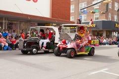 Grote Internationale Parade royalty-vrije stock foto's