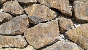Grote Keien, Rotstexturen, Rotsmuur royalty-vrije stock afbeelding