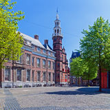 Grote Kerk (Big Church),  Hague, Holland Stock Photo