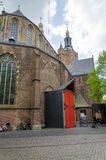 Grote kerk (Big Church) in The Hague Royalty Free Stock Photography
