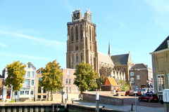 Grote Kerk church Stock Image