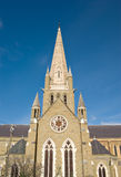 grote kerk of Kathedraal   Royalty-vrije Stock Fotografie