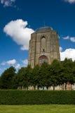 Grote Kerk in Veere, Netherlands Stock Photography