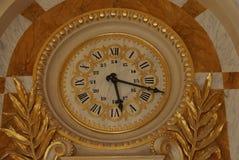 Grote klok van de post van Antwerpen Royalty-vrije Stock Foto's