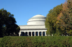 Grote Koepel van MIT in Boston stock afbeelding
