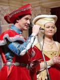 Grote kostuumbal Royalty-vrije Stock Foto