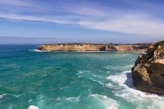 Grote kust Stock Fotografie