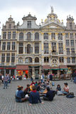 Grote Markt, Brussels Royalty Free Stock Image