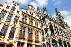 Grote Markt Brussels Royalty Free Stock Photos